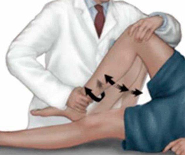 Manobra rotacional de McMurray | Dr. Pedro Giglio