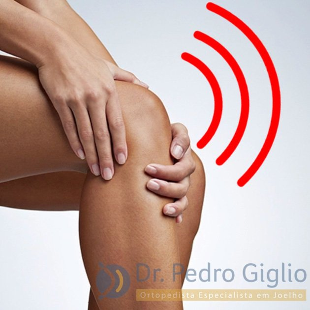 Barulho no Joelho | Dr. Pedro Giglio