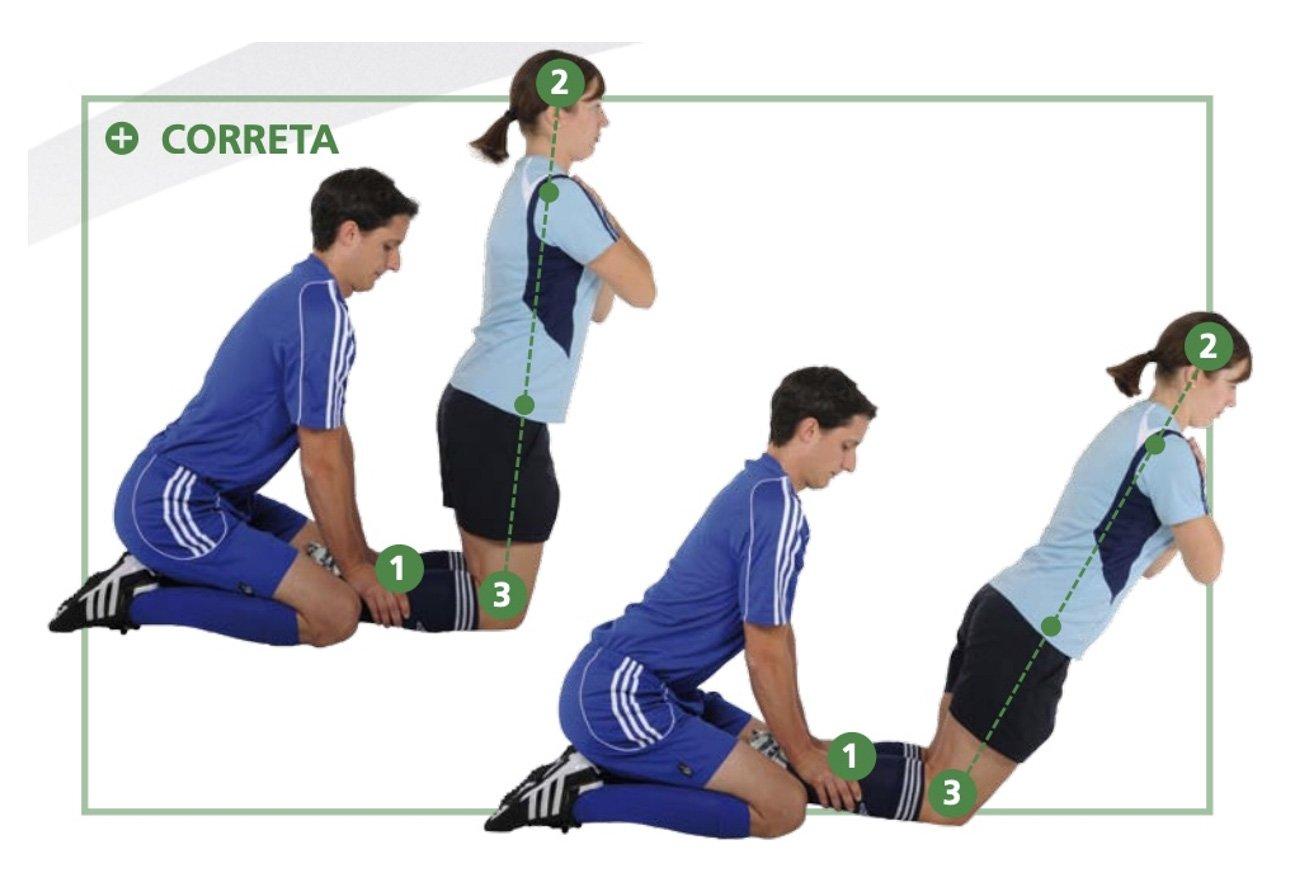 Exercício do programa Fifa 11+   Dr. Pedro Giglio